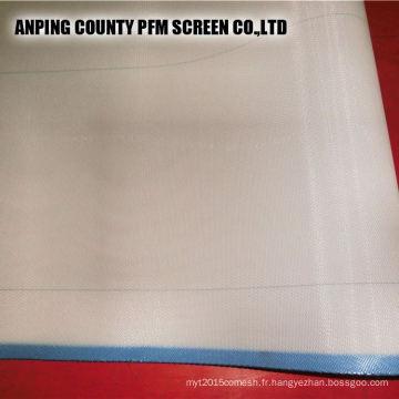 Polyester de 100% monofilament formant le tissu pour le fabricant de papier de machine de papier