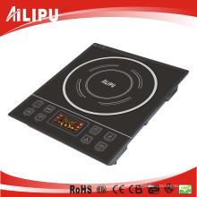 Colorido LCD Single Induction Cooker para el mercado de Asia