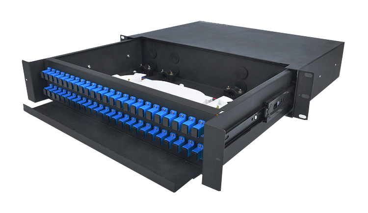 SC LC Fibre Patch Panel 48 Port