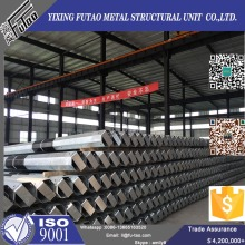 FT 9M 11M Galvanized Octagonal Electric Steel Pole