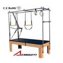 Pilates Equipment Trapeze Tisch mit 3 Sets Federn