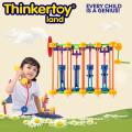 Éducation géométrique Jigsaw Puzzles Plastic Toys