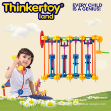 Educational Geometric Jigsaw Puzzles Plastic Toys