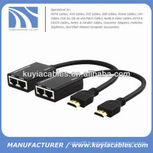HDMI Ethernet Extenders Over Cat 5e/Cat6