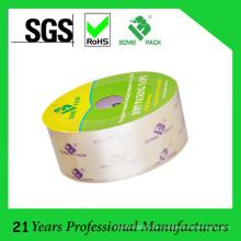 Großhandelskristallklares BOPP-Verpackungs-Band für Kartonversiegelung