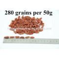 Ningxia Hersteller Versorgung Beeren Goji getrocknete kleine Körner Goji Beeren