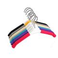 Hotel colorful  anti-slip hanger