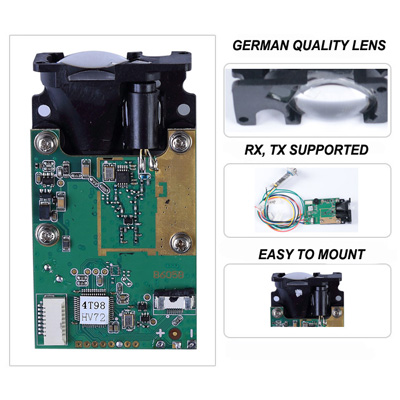 100m Lidar Sensor Price details