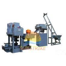 Máquina para fabricar tejas de cemento de fácil operación para la venta