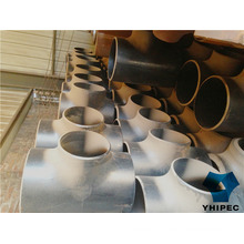 304 Stainless Steel Pipe Fitting Tee with CE