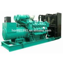 30kVA-3000kVA DIesel Gran Control de Energía Manual de generador eléctrico
