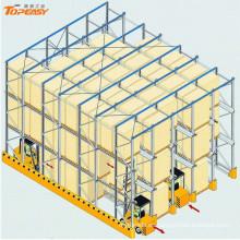 sistemas de estantería de metal para el estante de metal de almacén