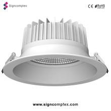 Chine Maison rotative / Emercial 35W LED de 8 pouces Downlight LED