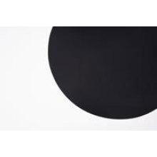 PTFE baking sheet 28 cm round black