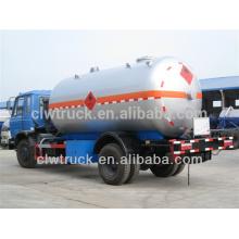Bester Preis Dongfeng 15m3 lpg Transportwagen, 4x2 lpg LKW zum Verkauf