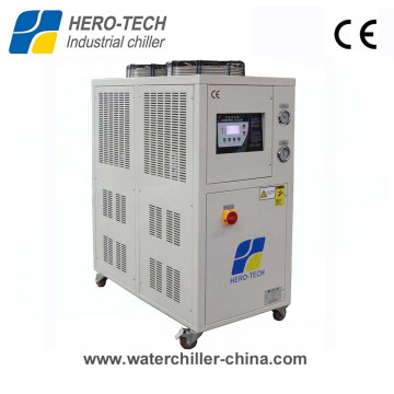 Air Cooled Low Temp Glycol Water Chiller for Brewery Beverage