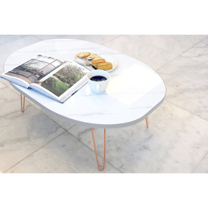 Wooden folding dining table top