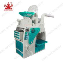 fácil de operar pequeno arroz descascar preço da máquina