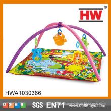 Hot Sale Engraçado bebê atividade esteira crianças dobrar barato bebê play mats