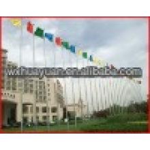 Poteaux de drapeau de 50 m