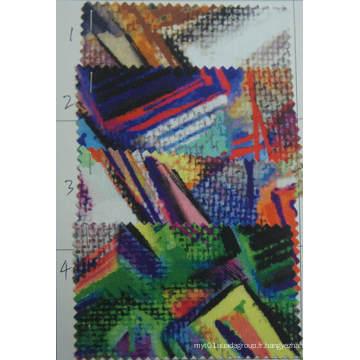 Tissu d'impression de drapeau du polyester 900d avec le revêtement de PVC ou d'unité centrale