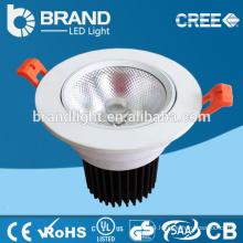 CRI>90 led light downlight led downlight with Cob 10/20/30W CE RoHS AC85-265V 2700-6500K