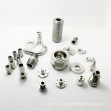Factory manufacture CNC machining parts 5 axis  customized machine parts boiler parts via drawings machine