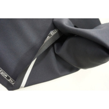 Wool Fabric Satin Weave for Suit