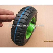 Rueda de la carretilla de la rueda 8x2.50-4 para el carro de mano, carretilla de mano, toolcarts