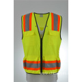 Reflective High Shine Hi Viz Surveyor Vest