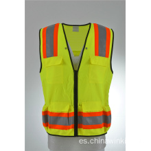 Reflective High Shine Hola Viz Surveyor Vest