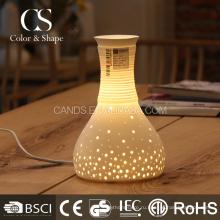 Китая оптом керамическая ваза форма декоративные настольные лампы
