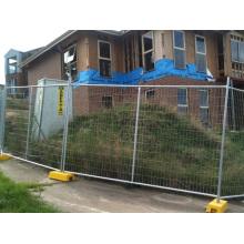 Billiger Gartenzaun / Galvanisierter vorübergehender Zaun