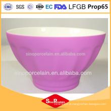 FDA New Bone China Taça Cerâmica Cerâmica Dinner Set cerâmica Bowl