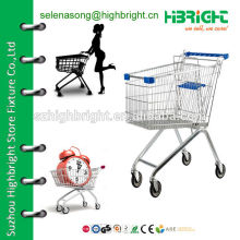 150L Shopping Cart for supermarket