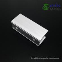 Алюминиевая Монтажная фиксированным зажимом для крепления светодиодов Неон полосы