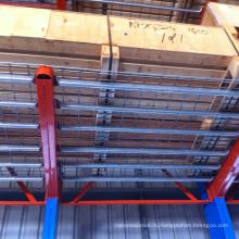 подгонянный сверхмощный shelving пакгауза консольные стеллажи для складирования арматуры