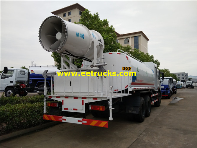 Dust Control Sprayer Vehicle