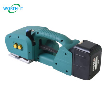 Semi Automatic Portable Strapper PP PET Handheld Budling Machine Hand Held Strapping Machine Plastic Packaging Material Friction