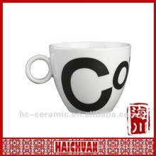 Keramische Kaffeetasse, Kaffeetasse Keramik