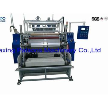 Máquina extrusora automática de filme extensível de alta velocidade