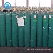 2018 SEFIC 6 m3 40L Steel Oxygen/Acetelyne/Carbon Dioxide/Helium/Nitrogen/Argon Cylinders for Sale
