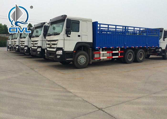 6x4 Heavy Cargo Truck 1