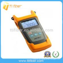 Medidor de potencia de fibra óptica