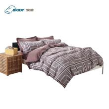 Linen Comforter Pillowcase Duvet Cover Set