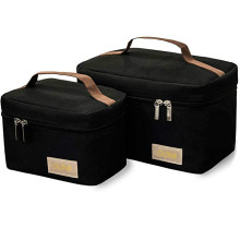 Adult Lunch Box Insulated Large Cooler Tote Bag
