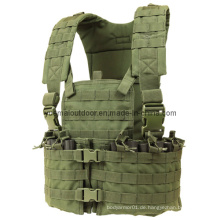 Military Combat Molle Chest Rig Weste