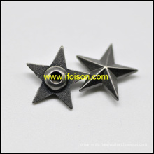 Star Rivet for bags or Shoes