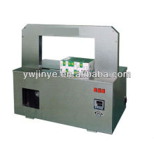 Automatic tape strapping machine