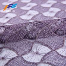 Tela decorativa de la cortina del sombreado elegante de la materia textil casera